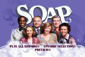 Soap - The Complete Third Season DVD Menu