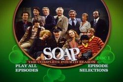 Soap menu