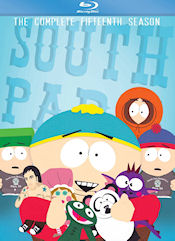 Digital Digest: South Park - The Complete Fifteenth Season Blu-ray Disc Review