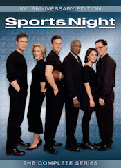 Sports Night - The Complete Series - 10th Anniversary Edition
