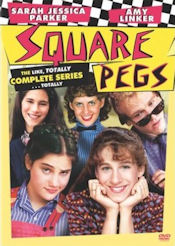 Square Pegs - The Like, Totally Complete Series... Totally