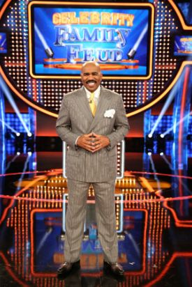 Steve Harvey - Celebrity Family Feud