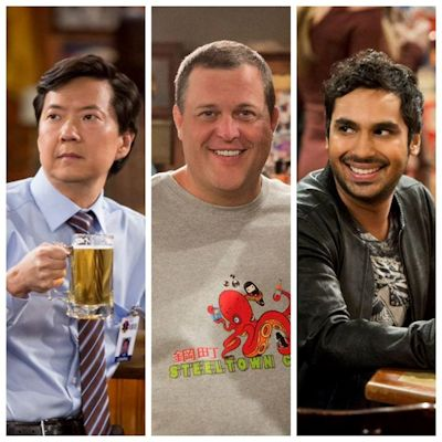 Sullivan & Son - Ken Jeong, Billy Gardell and Kunal Nayyar