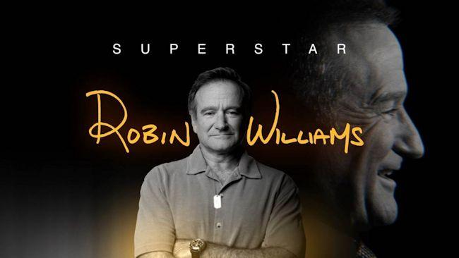 Superstar: Robin Williams