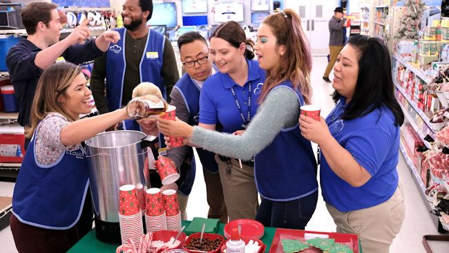 Superstore - Christmas Eve