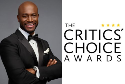 Taye Diggs - Critics' Choice Awards