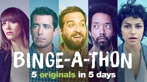 TBS Binge-A-Thon