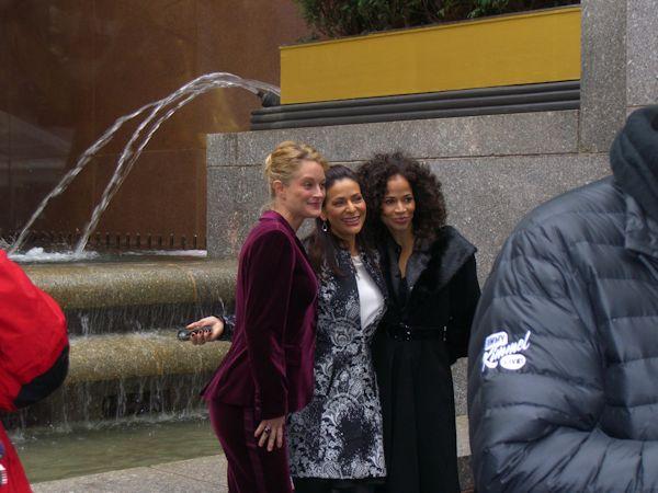 Teri Polo, Constance Marie and Sherri Saum
