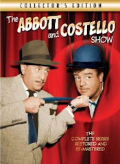 The Abbott and Costello Show - The Complete Series - Collector's Edition