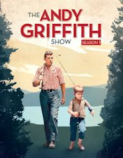 The Andy Griffith Show - Season 1 (Blu-ray)