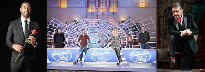 The Bachelor - American Idol - The Hustler