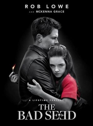 The Bad Seed - Rob Lowe and McKenna Grace