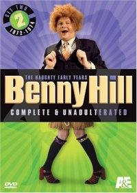 The Benny Hill Show Complete & Unadulterated - Set Two