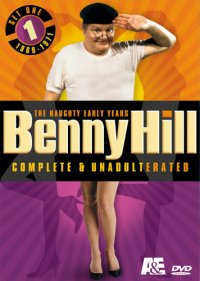 The Benny Hill Show Complete & Unadulterated
