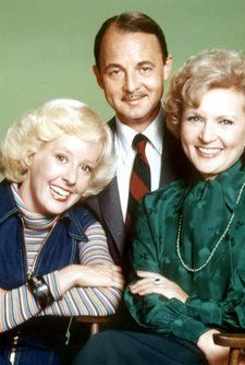 The Betty White Show - Georgia Engel, John Hillerman and Betty White