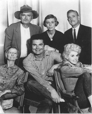 Abc fall pilot review the neighbors premieres september 26 the beverly hillbillies 50th for Beverly hillbillies swimming pool