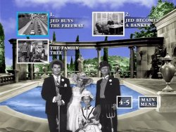 The Beverly Hillbillies - Episodes Menu