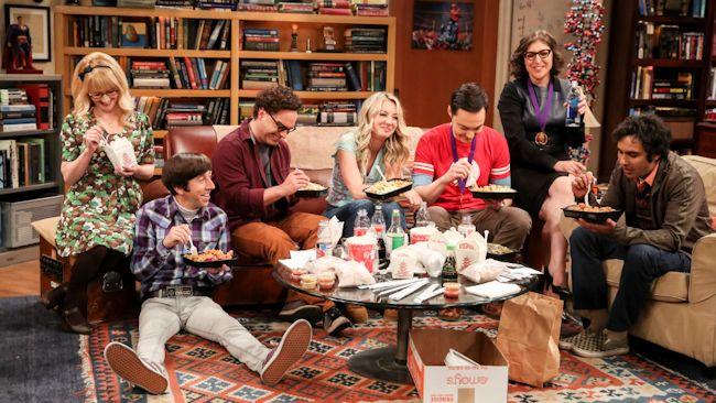 The Bing Bang Theory