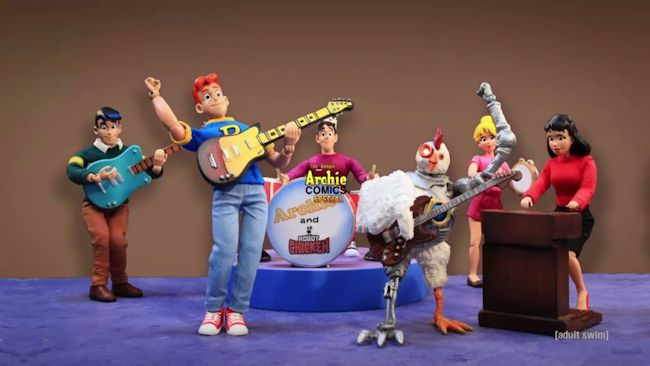 The Bleepin' Robot Chicken Archie Comics Special