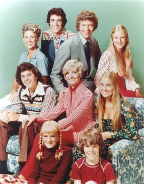 The Brady Bunch cast