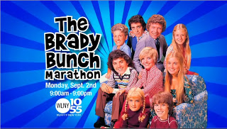 The Brady Bunch Marathon on WLNY