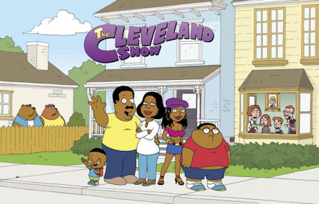 The Cleveland Show Cast