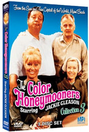 The Color Honeymooners - Collection 3
