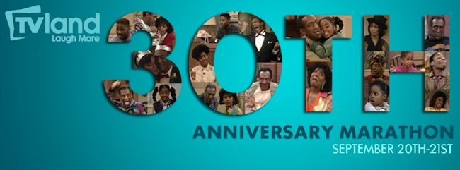 The Cosby Show 30th Anniversary Marathon on TV Land