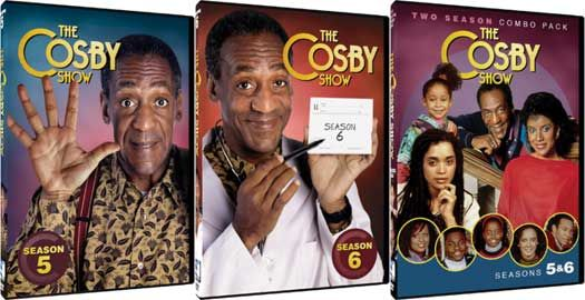 The Cosby Show - Seasons 5 & 6
