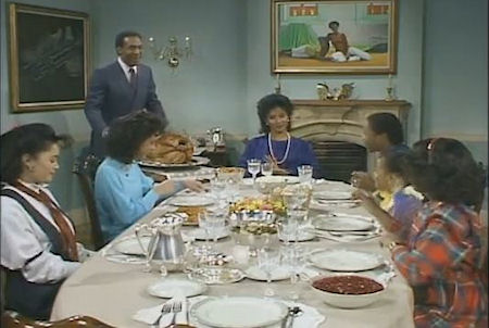 The Cosby Show - Thanksgiving