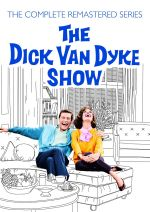 'The Dick Van Dyke Show - The Complete Remastered Series (DVD)' from the web at 'http://www.sitcomsonline.com/photos/thedickvandykeshowthecompleteremasteredseriesdvdsm.jpg'