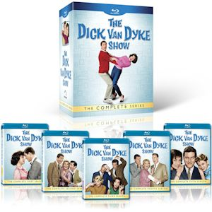 The Dick Van Dyke Show - The Complete Series (Blu-ray)