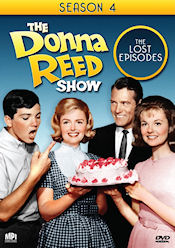 The Donna Reed Show - Season Four: The Lost Episodes