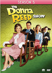The Donna Reed Show - Season Five
