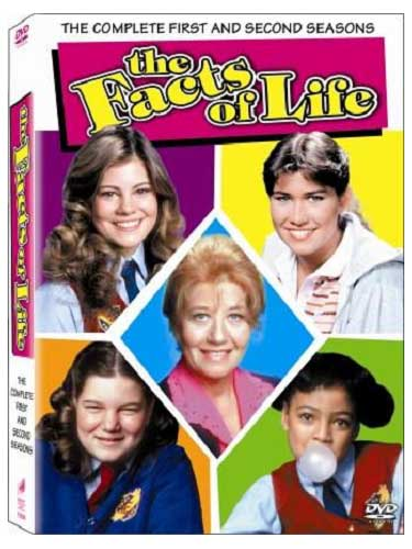 The Facts of Life - The Complete First and Second Seasons