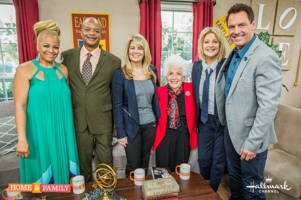 The Facts of Life Reunion on Home & Family