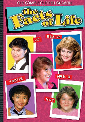 The Facts of Life - The Complete Fifth Season