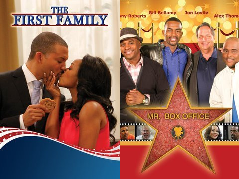 The First Family & Mr. Box Office