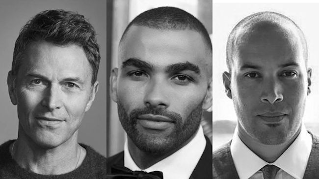 The Game - Tim Daly, Toby Sandeman and Coby Bell