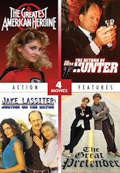 The Greatest American Heroine/Return of Hunter/Jake Lassiter/The Great Pretender