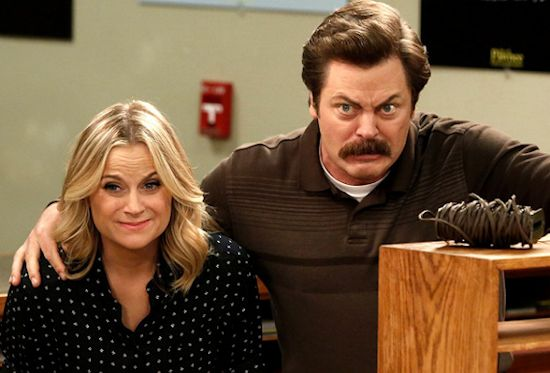 The Handmade Project - Amy Poehler and Nick Offerman