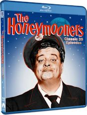 The Honeymooners - Classic 39 Episodes (Blu-ray)