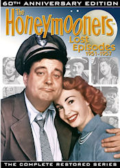 The Honeymooners - Lost Episodes 1951-1957 - The Complete Restored Series