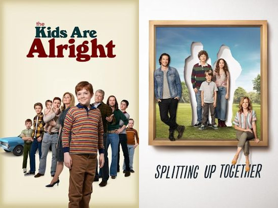 The Kids Are Alright & Splitting Up Together