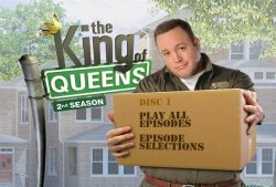 The King of Queens Season 2 DVD Menu