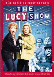 The Lucy Show - The Official First Season