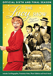 The Lucy Show - The Official Sixth and Final Season