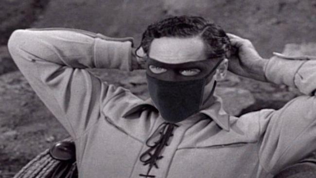 The Masked Man Marathon