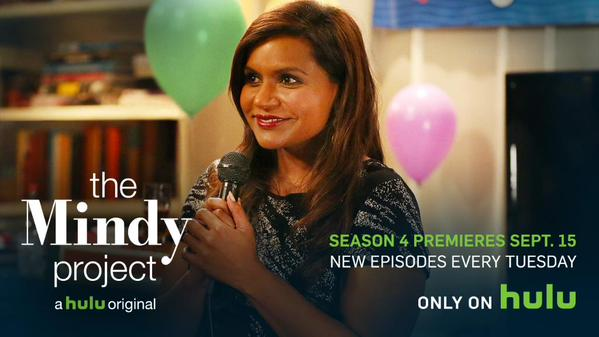 The Mindy Project - Hulu