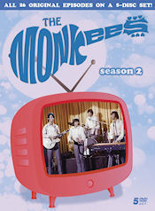 The Monkees - Season 2 (Eagle Rock)